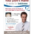 Plastic Surgery and Hair Clinic Hairloss Ad