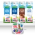 Greenfields Wobbler & promo sticker on product pack